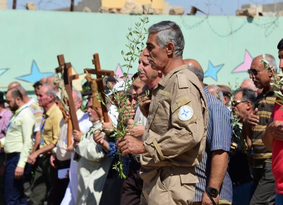 'CONSTANT DISCRIMINATION' DRIVE CHRISTIANS OUT OF IRAQ