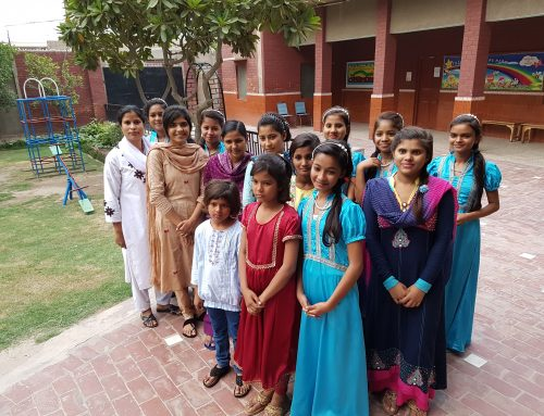 MALTESE SISTERS, CARING FOR THE POOR IN PAKISTAN