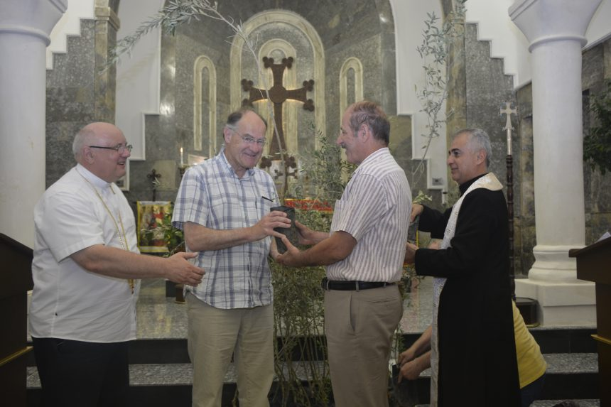 SOWING HOPE FOR MORE CHRISTIAN FAMILIES IN IRAQ