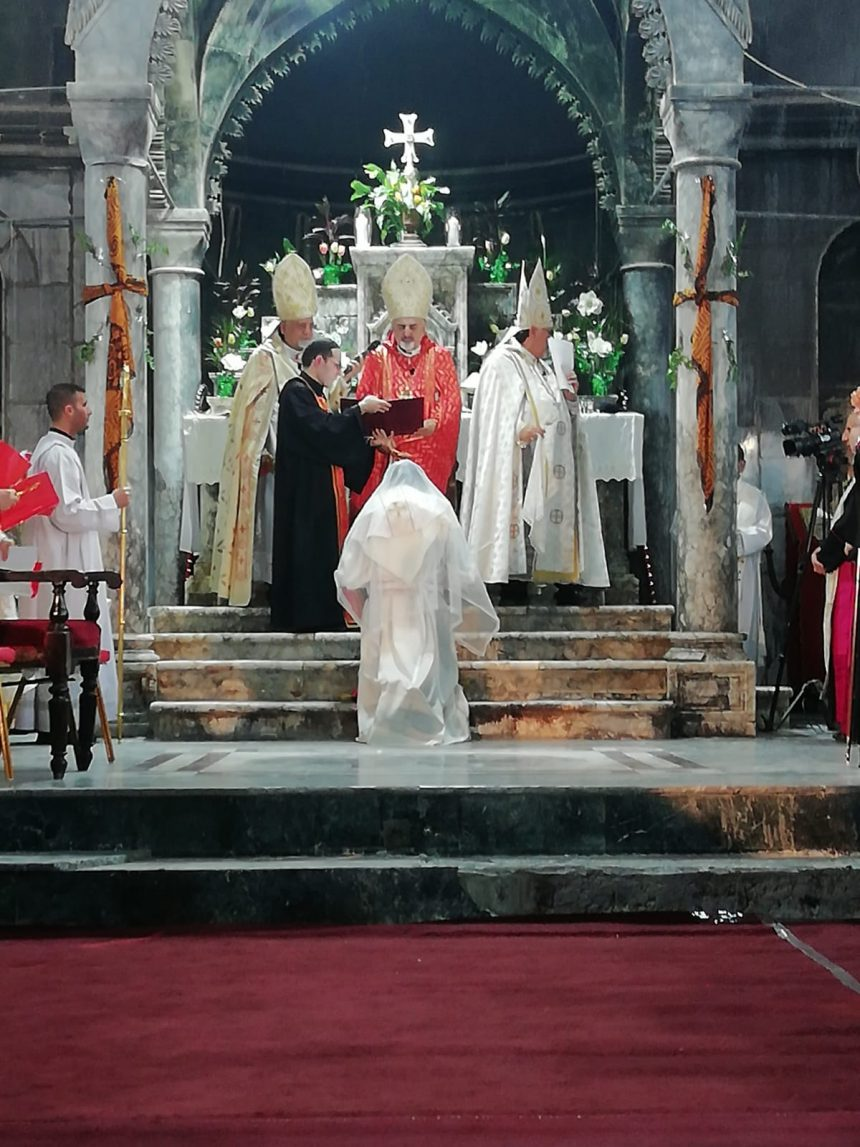 London Priest ordained Archbishop in Iraqi Hometown for Syriac Catholic Church