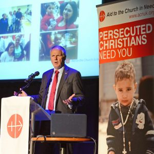 ACN Partakes in UK Independent Review on Persecution of Christians