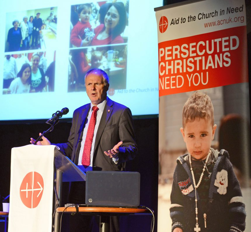 ACN Partakes inUK Independent Review on Persecution of Christians