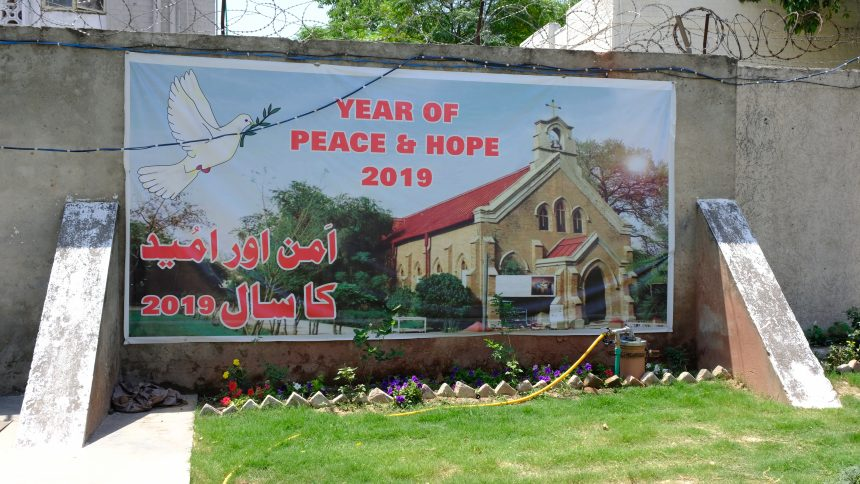 CHRISTIANS IN PAKISTAN LIVING BETWEEN HOPE AND FEAR
