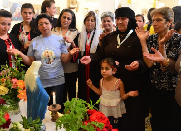 Syrian Priest: 'I Know What War Means'