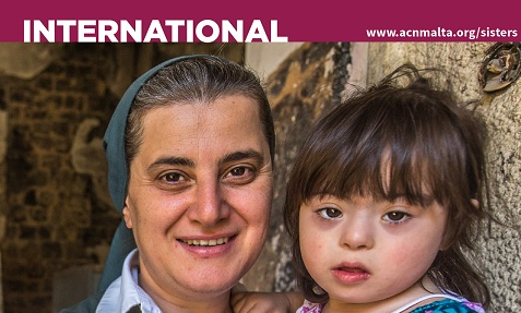 SISTERS Appeal: Extraordinary Women. Thanks to God. Thanks to you.