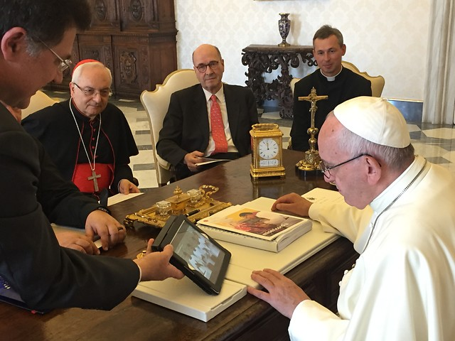 ACN DELEGATION TO MEET WITH POPE FRANCIS