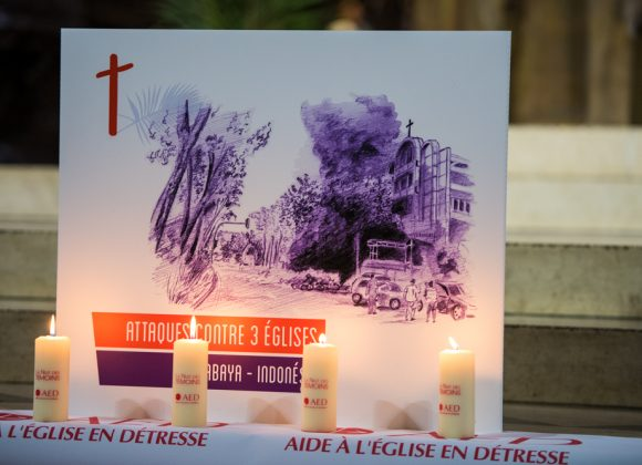 """FIRST UN DAY FOR VICTIMS OF RELIGIOUS VIOLENCE: """"ACN was the inspiration"""""""