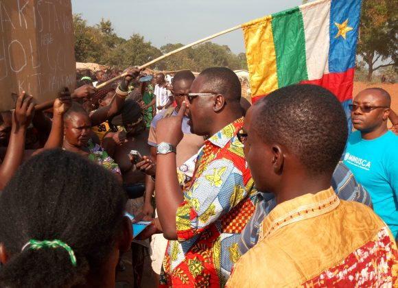 CENTRAL AFRICAN REPUBLIC: Violence is not driven by Muslim-Christian conflict