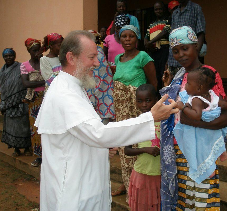FR. PIERLUIGI MACCALLI, ONE YEAR IN CAPTIVITY