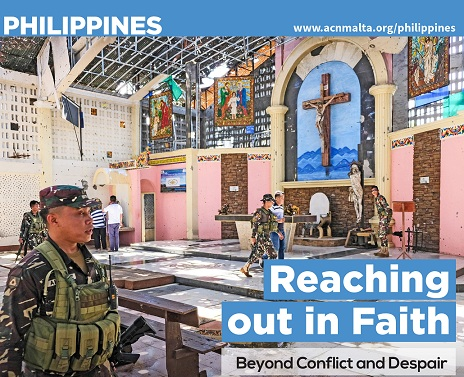 PHILIPPINES : Reaching out in Faith