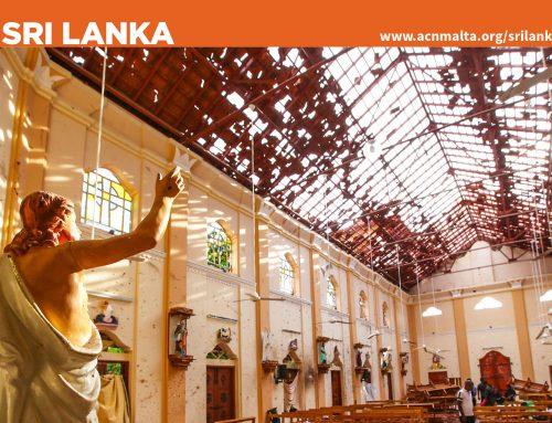 Hope and healing for Sri Lanka's Christians