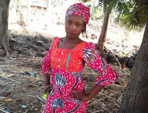 NIGERIA: 'Why is the world standing by as Leah remains in captivity?'