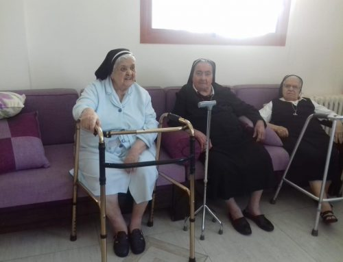 LEBANON: Providing Wheelchairs and medical aid for the Elderly
