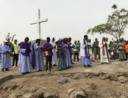 "NIGERIA: ""Pray the rosary for the end of Islamist violence"""