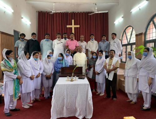 PAKISTAN: Head imam backs Christian nurses in blasphemy crisis