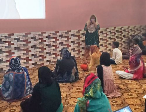 PAKISTAN: ACN helps women stand up to prejudice and discrimination