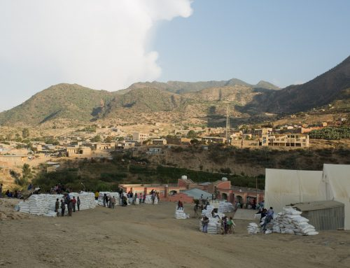 ETHIOPIA: 'Genocide is happening in Tigray'