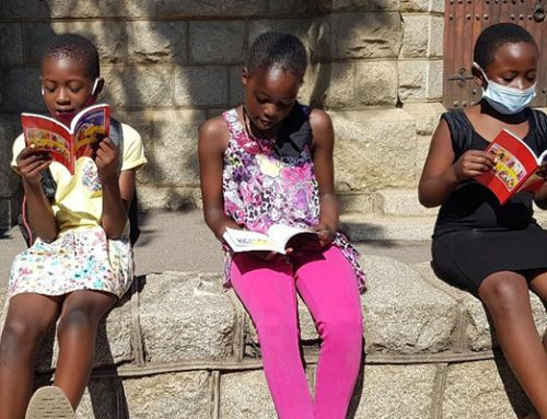 ZIMBABWE: A true treasure for the children of the Kalanga tribe