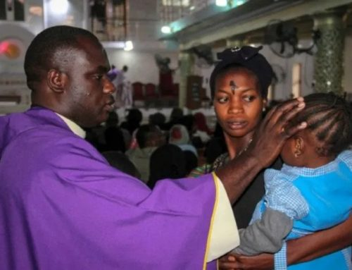 'At every time, you could be a target': Despite danger, Nigerian priest ministers to refugees of terrorism