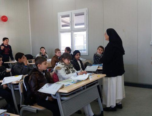 IRAQ: A dream come true for the children