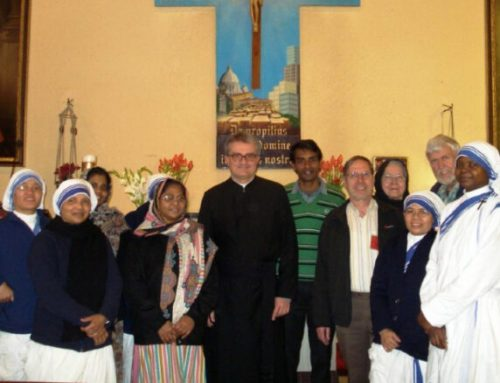 """Missionary Priest: """"Our exit from Afghanistan was a real miracle"""""""